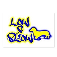 Low & Slow Postcards (Package of 8)