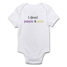 Geaux LSU Infant Bodysuit