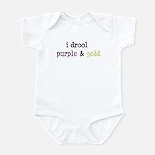 Geaux LSU Infant Bodysuit