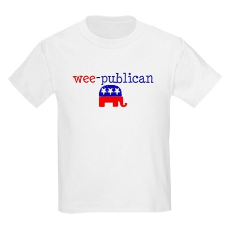 Wee-Publican Kids Light T-Shirt