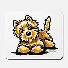 Wheaten Cairn Terrier Mousepad