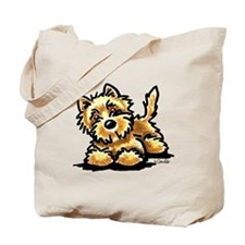 Wheaten Cairn Terrier Tote Bag