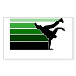 New Section Sticker (Rectangle 10 pk)