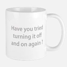 Off and On Mug