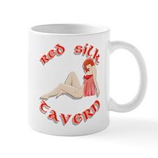 Red Silk Mug