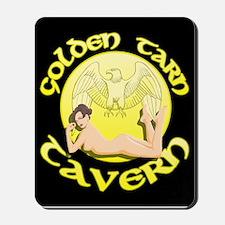 Golden Tarn Mousepad