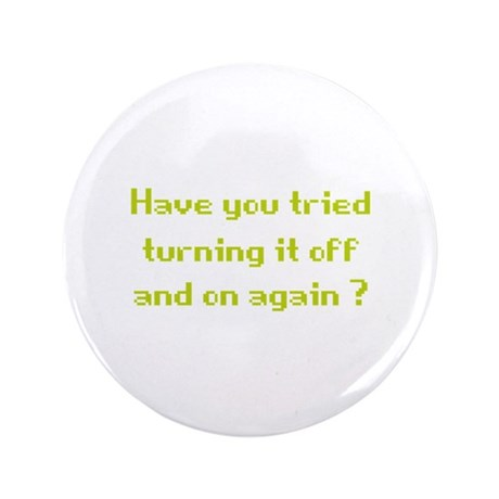 """Off and On 3.5"""" Button (100 pack)"""