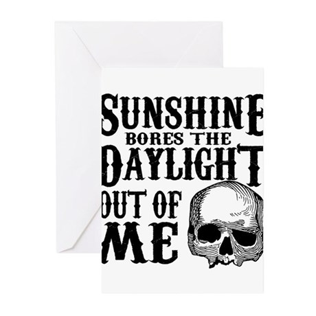 Stone Bored Greeting Cards (Pk of 20)