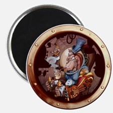 SPSCporthole Magnet