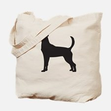 Fox Hound Tote Bag