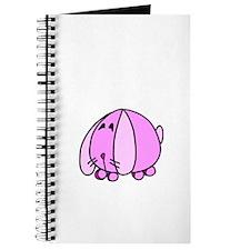 Unique Roller bunny Journal