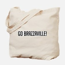 Go Brazzaville! Tote Bag