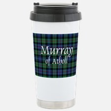 Tartan - Murray of Atholl Stainless Steel Travel M