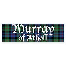 Tartan - Murray of Atholl Bumper Sticker