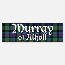 Tartan - Murray of Atholl Sticker (Bumper)