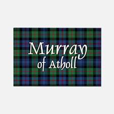 Tartan - Murray of Atholl Rectangle Magnet