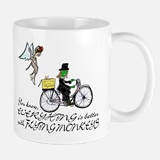 better with flying monkeys Mug