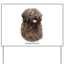 Portuguese Water Dog 9Y160D-023 Yard Sign