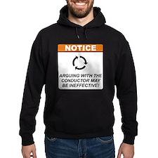 Conductor / Argue Hoody