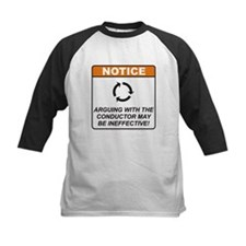 Conductor / Argue Tee