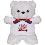 Liberty Maniacs Teddy Bear