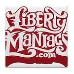 Liberty Maniacs Tile Coaster