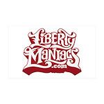 Liberty Maniacs 38.5 x 24.5 Wall Peel