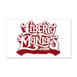 Liberty Maniacs 22x14 Wall Peel