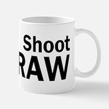 i shoot RAW Mug