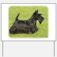 Scottish Terrier 9T065D-073 Yard Sign