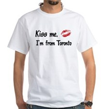 Kiss Me: Toronto Shirt