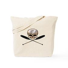 SKULL OARS CROSSBONES Tote Bag