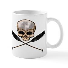 SKULL OARS CROSSBONES Mug