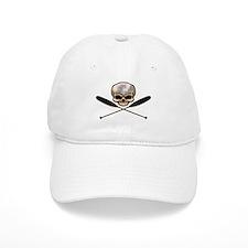 SKULL OARS CROSSBONES Baseball Cap
