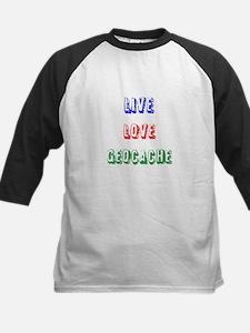 Live Love Geocache Tee