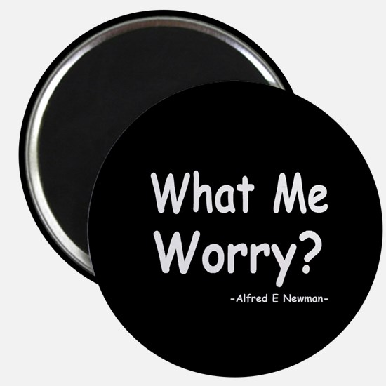 What Me Worry? Magnet