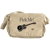 Ukulele Messenger Bags & Laptop Bags