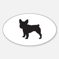 French Bulldog Decal