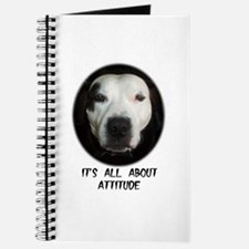IT'S ALL ABOUT ATTITUDE Journal