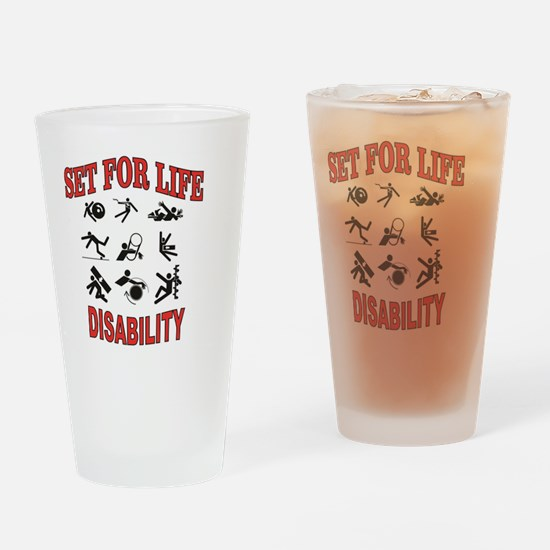 Cool All the hits Drinking Glass