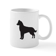 Husky Mug