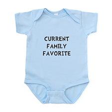 Current Family Favorite Infant Bodysuit