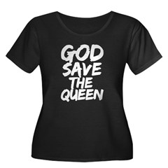 God Save Queen T