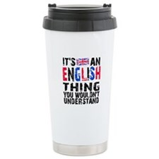 English Thing Travel Mug