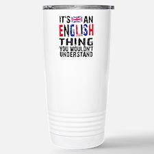 English Thing Travel Mug