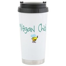 Vegan Chick Travel Mug