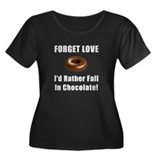 Forget Love Chocolate T