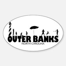 OUTER BANKS Decal