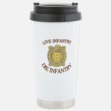 4th Bn 9th Infantry Travel Mug