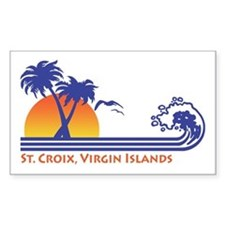 St. Croix Decal